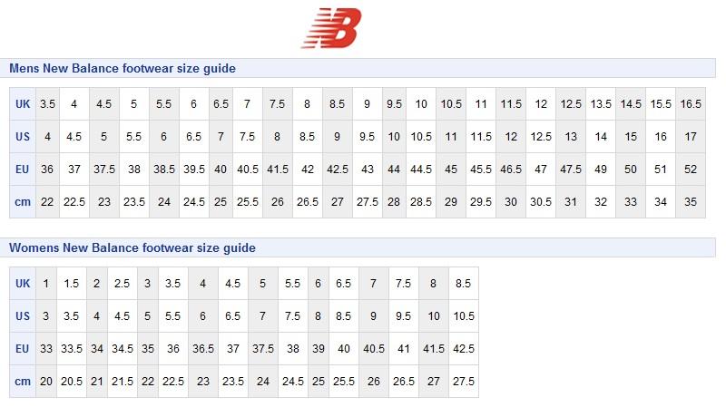 new balance guida taglie > Off-64%